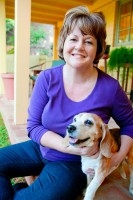 Jodie Snyder, Author Happy Dog Phoenix